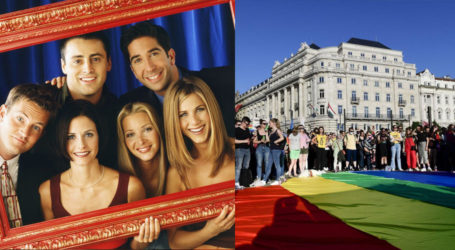 'Friends' series viewership plummets in Hungary after its anti-LGBT law