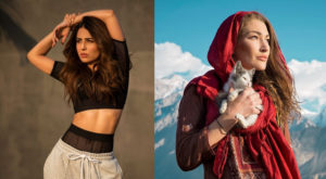 Actress Ushna Shah, who raises awareness about prevalent problems in Pakistani society and body shaming, has schooled a Canadian vlogger who criticised Hunza's current state.