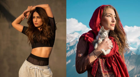 Ushna Shah takes a dig at Canadian vlogger: We don't need 'white saviour' to fix us