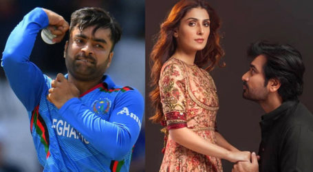 Is Afghan cricketer Rashid Khan a fan of 'Mere Pass Tum Ho'?