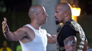 Hollywood actor Vin Diesel has opened up about his fight with his Fast & Furious co-star Dwayne Johnson.
