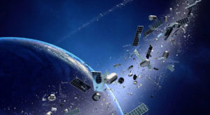 Did you know 'space junk' is any human-made object orbiting earth that no longer serves a useful purpose? Scientists estimate there are about 500,000 pieces of space junk today, including fragments from rockets and satellites, and everyday items.