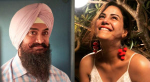 Bollywood actress Mona Singh has recently spilled the beans on working with Mr. Perfectionist Aamir Khan in the upcoming movie 'Laal Singh Chaddha' and termed the experience 'absolutely magical'.