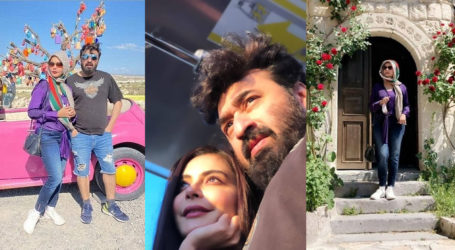 Couple goals: Nida and Yasir Nawaz join 'No, I don't believe in soulmates' trend