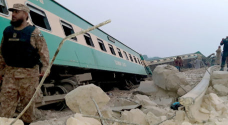 Ghotki train accident: Death toll rises to 63, 100 injured