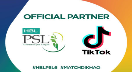 HBL PSL to collaborate with TikTok for Abu Dhabi matches