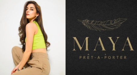 Maya Ali launches her own clothing brand 'Maya Pret-A-Porter'