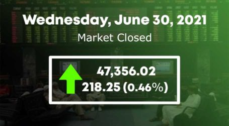 PSX ends on positive note as stock market welcomes new fiscal year