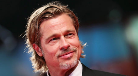 Is Brad Pitt returning to big screen as a producer?