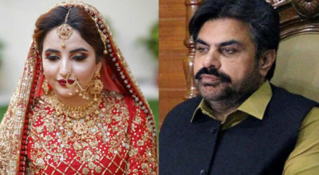 Hareem Shah is married to Sindh Information Minister Nasir Hussain Shah
