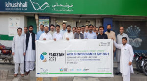 Khushhali Microfinance Bank to celebrate World Environment Day