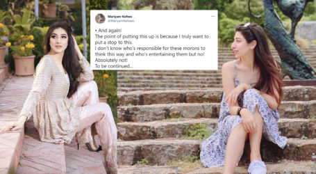 Actresses are not prostitutes: Mariyam Nafees exposes dark side of media