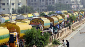 Oil Tankers and Contractors Association had announced a countrywide strike. Source: FILE