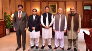 ISLAMABAD: A meeting of the Council of Common Interests (CCI) chaired by Prime Minister Imran Khan will be held today with the participation of top leadership of the four provinces and federal ministers.