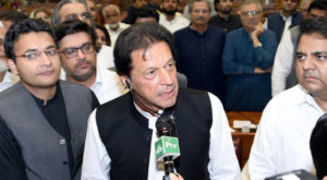 ISLAMABAD: Prime Minister Imran Khan will address the budget session of the National Assembly today at 11 am, the strategy of which has been decided.