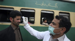 Pakistan reported less than one thousand cases from the novel coronavirus. Source: FILE/Online