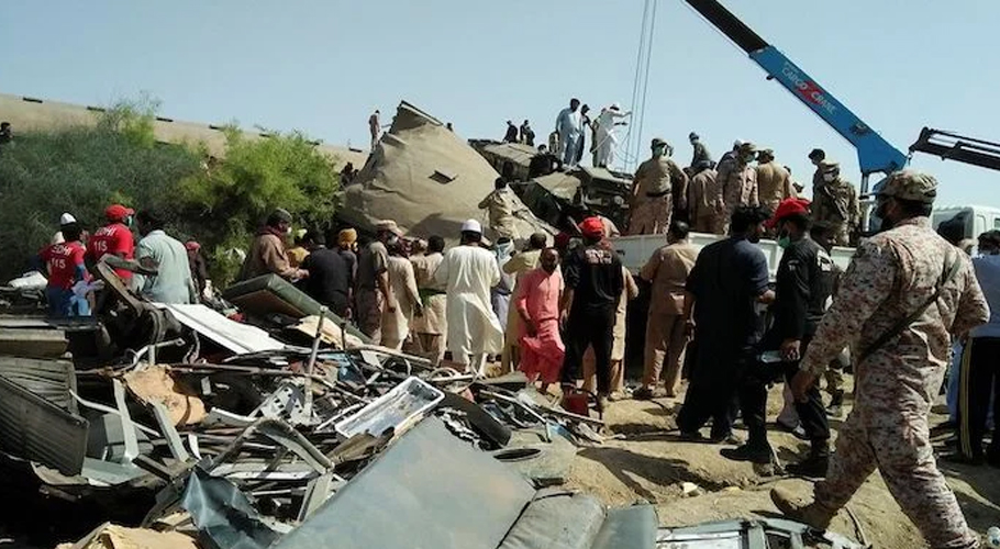 Pakistan Railways to pay Rs1.5 million compensation for victims of Ghotki train accident