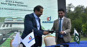 STZA inks MoU with Rapidev to build Tech park