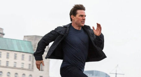 'Mission: Impossible 7' set once again shut down due to COVID-19