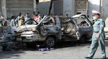 Blasts hit two buses in Kabul killing seven people