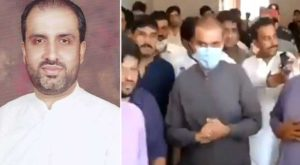 PPP MPA Khursheed Shah's son arrested by NAB