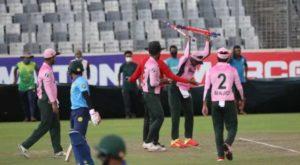 Shakib Al Hasan banned for 4 games of Dhaka premier league