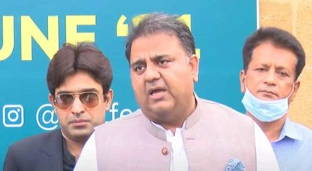 Fawad Chaudhry slams PPP for neglecting development