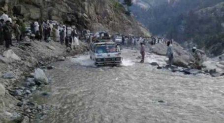Ten killed in rain-related incidents in Pakistan