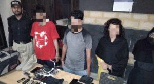 Police impersonators involved in drug peddling held