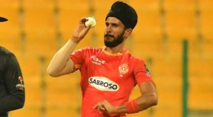 Hasan Ali reserves decision to leave remainder of PSL 6