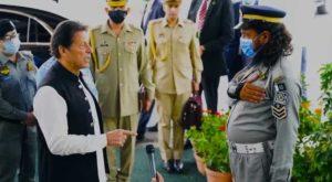 PM appreciating ITP injured constable