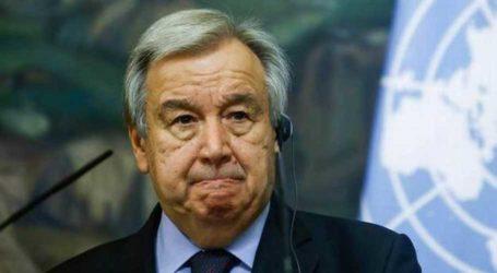 Antonio Guterres re-elected as secretary-general for five years
