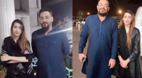 Aamir Liaquat files defamation case against Haniya Khan
