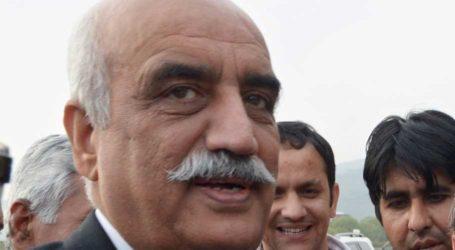 PPP's Khursheed Shah withdraws bail plea from SC