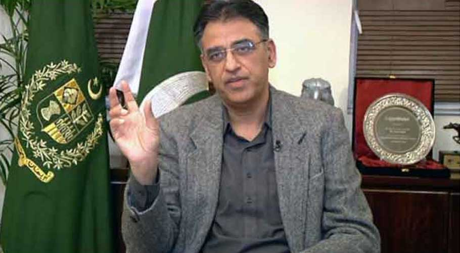 Asad Umar had warned of a fourth COVID-19 wave in Pakistan in July.