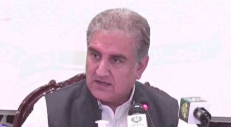 Modi's meeting with IOK leaders merely a 'drama': FM Qureshi