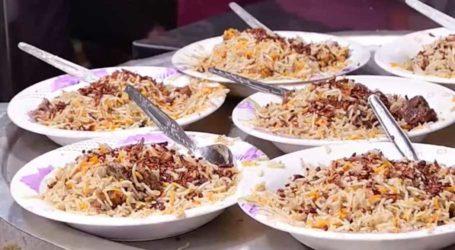 The best Hyderabadi beef pulao in Karachi