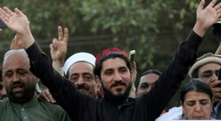 Who is Manzoor Pashteen and what are the PTM's objectives?