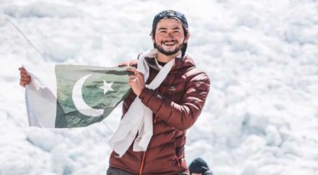 SBP to appoint mountaineer Shehroze as Youth Ambassador