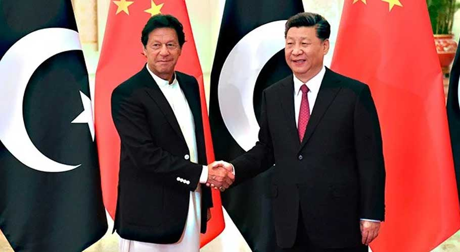 PM Imran thanks Chinese president on World Environment Day message