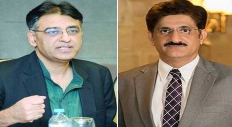Centre will spend on people of Sindh, not its govt: Minister tells CM Murad