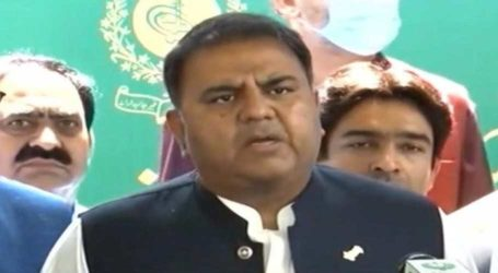 Next elections to be conducted under new mechanism: Fawad Chaudhry