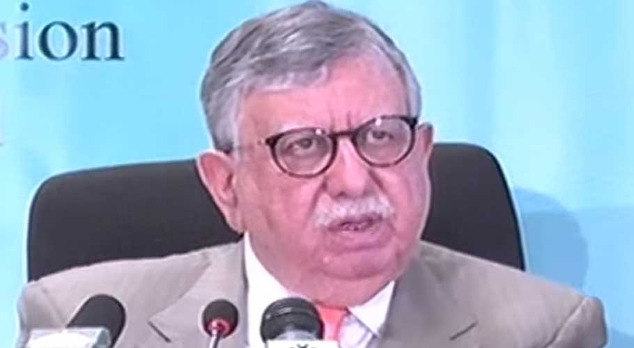 Prudent policies steer economy to grow at 3.94% in FY21: Shaukat Tarin