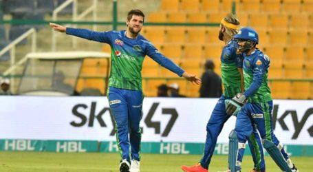 PSL 6: Multan Sultans clinch 12-run victory over Karachi Kings