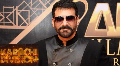 Shamoon Abbasi upcoming starrer 'Karachi Division' set to go on air
