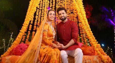 Falak Shabbir announces Sarah Khan is pregnant with their first child