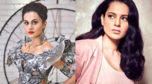 Bollywood actress Taapsee Pannu, while sharing that she is 'indifferent' towards Kangana Ranaut, revealed that she does not miss the latter's absence on Twitter.