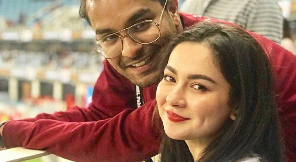 Hania Aamir posts mysterious tweet on Asim Azhar after video backlash