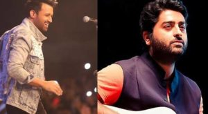 Atif Aslam offers Arijit Singh to perform for Pakistani fans