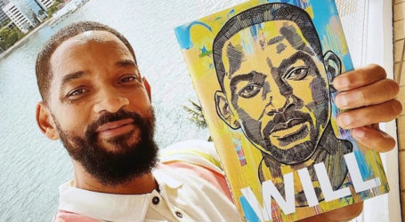 Will Smith reveals title of his upcoming inspirational memoir